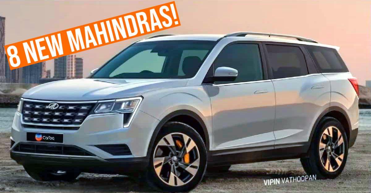 2021 में लॉन्च हुई 8 नई Mahindra SUV: All-new Scorpio से Bolero Neo