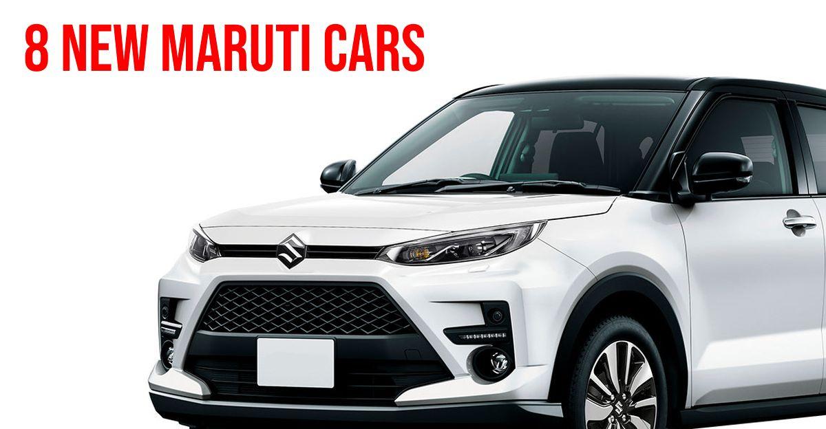 आगामी Maruti Suzuki cars : New Celerio से सभी नए Brezza