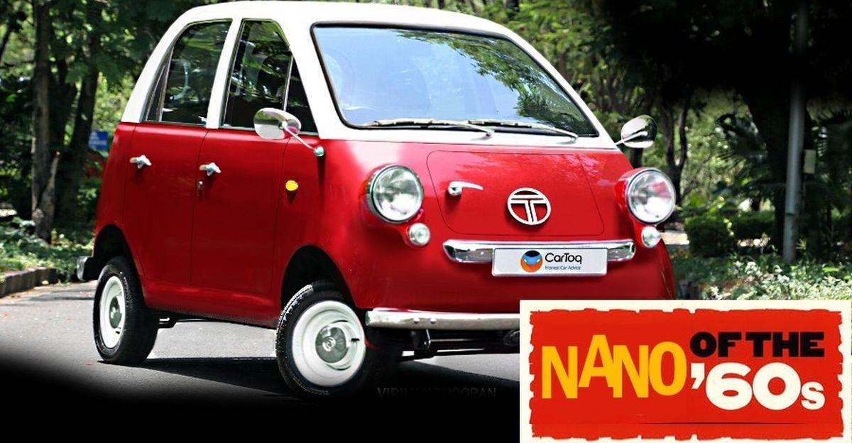 1960 के दशक में Tata Nano: यह कैसी दिखती होगी