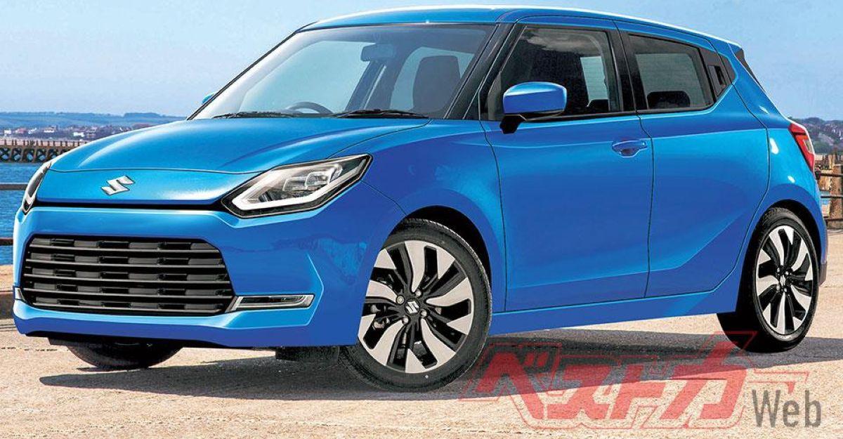 4th-gen Maruti Suzuki Swift को अगले साल लॉन्च किया जाएगा