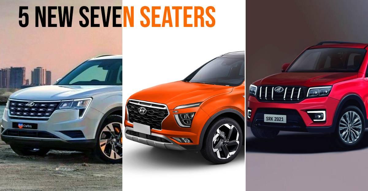 इस साल लॉन्च होने वाली 5 नई 7-सीट SUV
