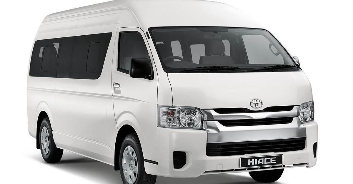 Toyota Hiace लक्ज़री वैन भारत में लॉन्च हुई