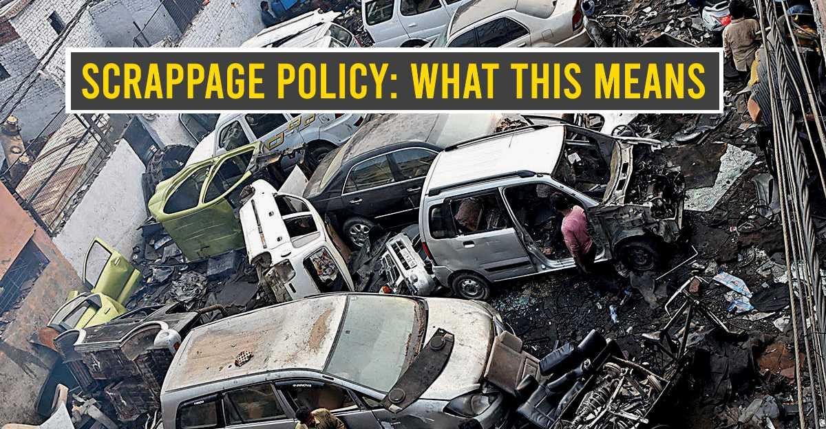 बजट 2021: Auto scrappage नीति की घोषणा – आपको क्या पता होना चाहिए