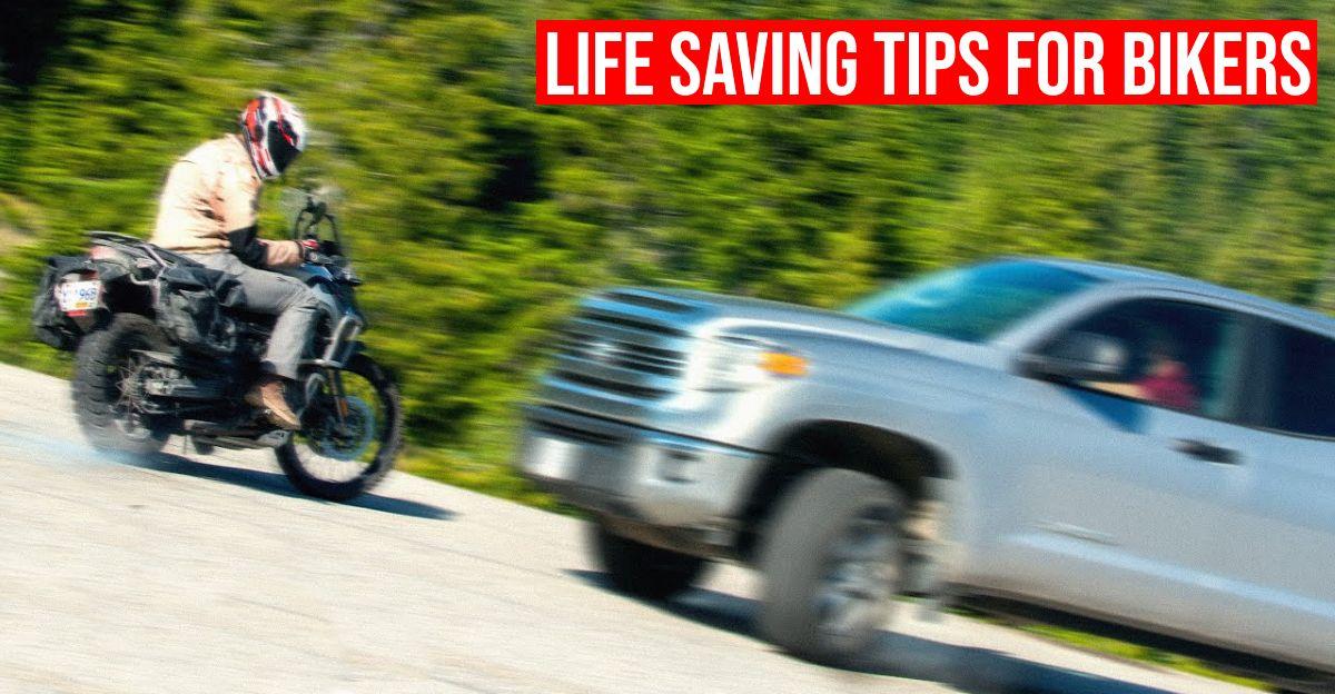 5 जीवन रक्षक आदतें जो हर मोटरसाइकिल सवार को पता होनी चाहिए