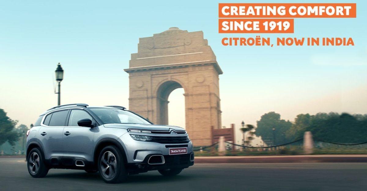 India-entry और C5 AirCross SUV के आगमन का जश्न मनाने के लिए Citroen ने ब्रांड फिल्म रिलीज़ की