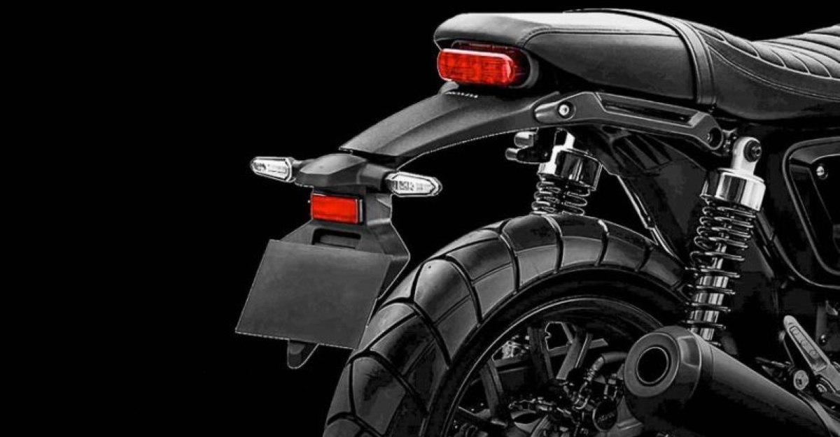 Honda H'ness CB350- आधारित Cafe Racer 16 फरवरी को लॉन्च से पहले दिखाया गया