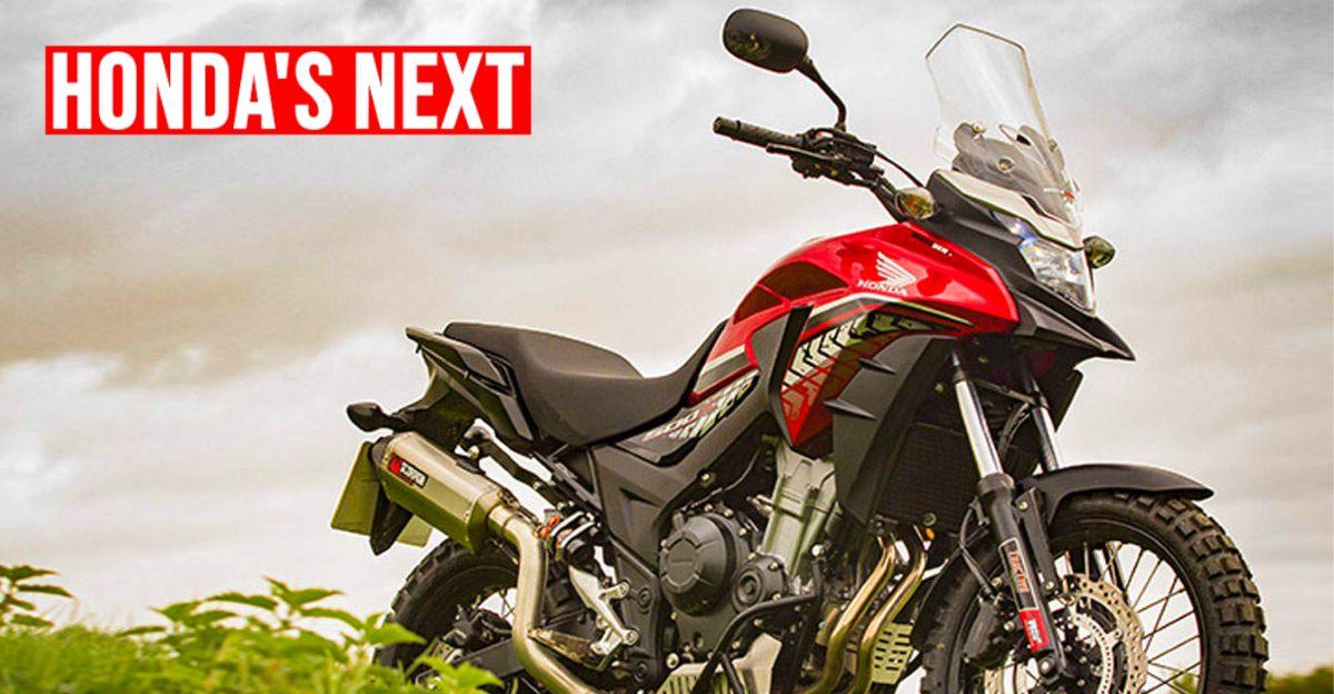 Honda CB500X Adventure Tourer को भारत में लगभग 5.5 लाख रुपये में लांच करेगी