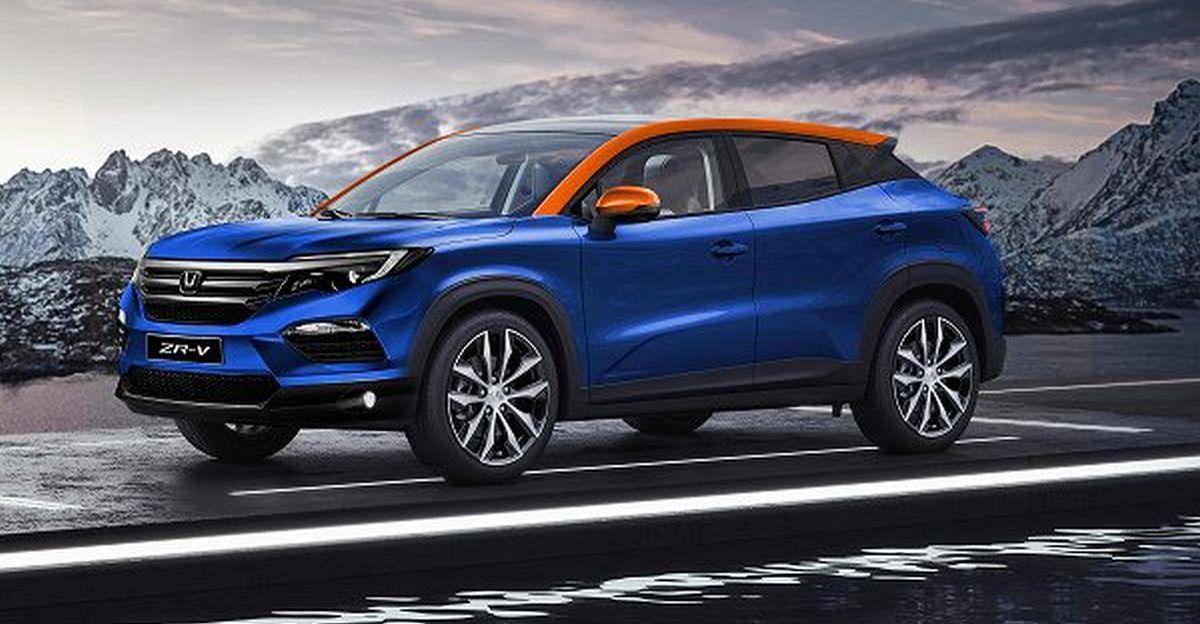 Honda की आगामी कॉम्पैक्ट एसयूवी ZR-V: लॉन्च टाइमलाइन का खुलासा हुआ