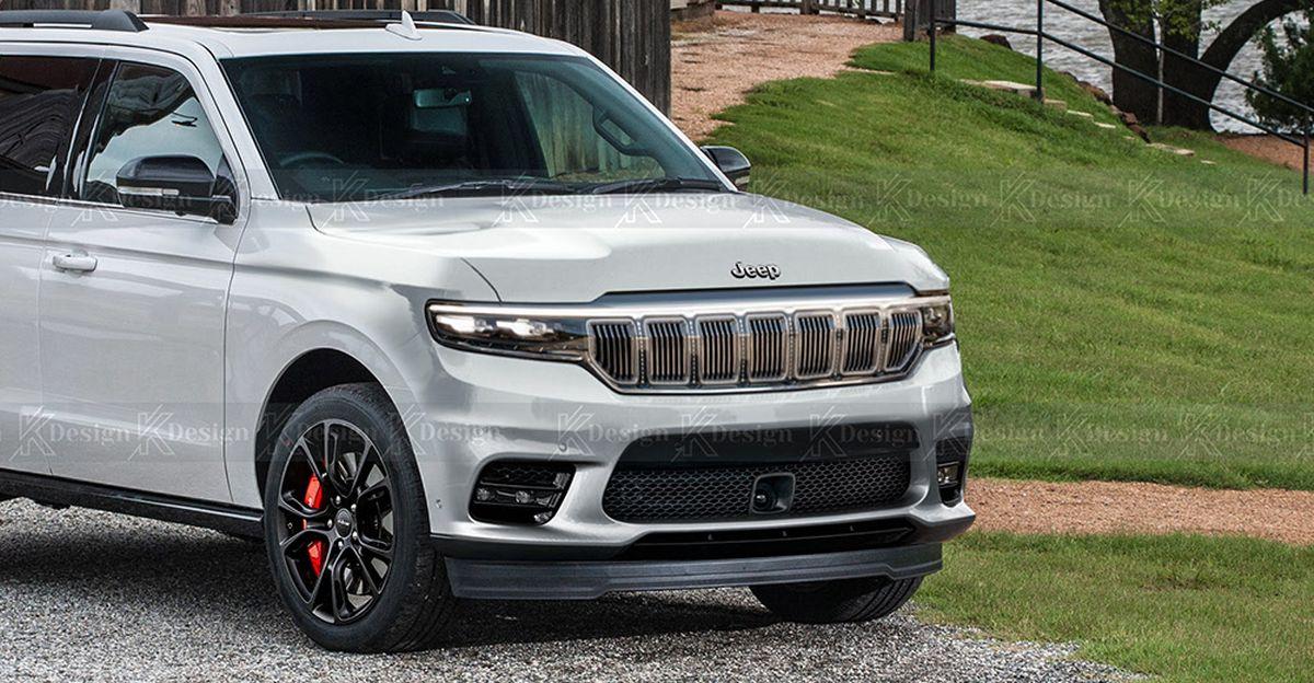 Jeep H6 7-seat एसयूवी को 2022 में लॉन्च किया जाएगा