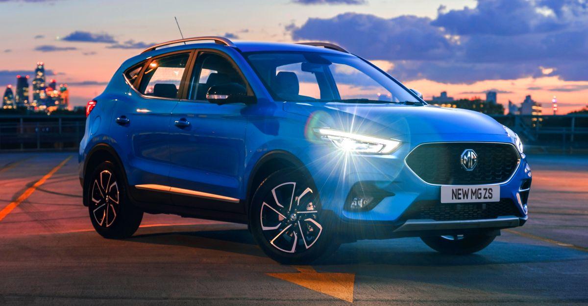 भारत में Hyundai Creta के प्रतिद्वंद्वी के रूप में लॉन्च होने वाली एक नया नाम MG ZS Petrol
