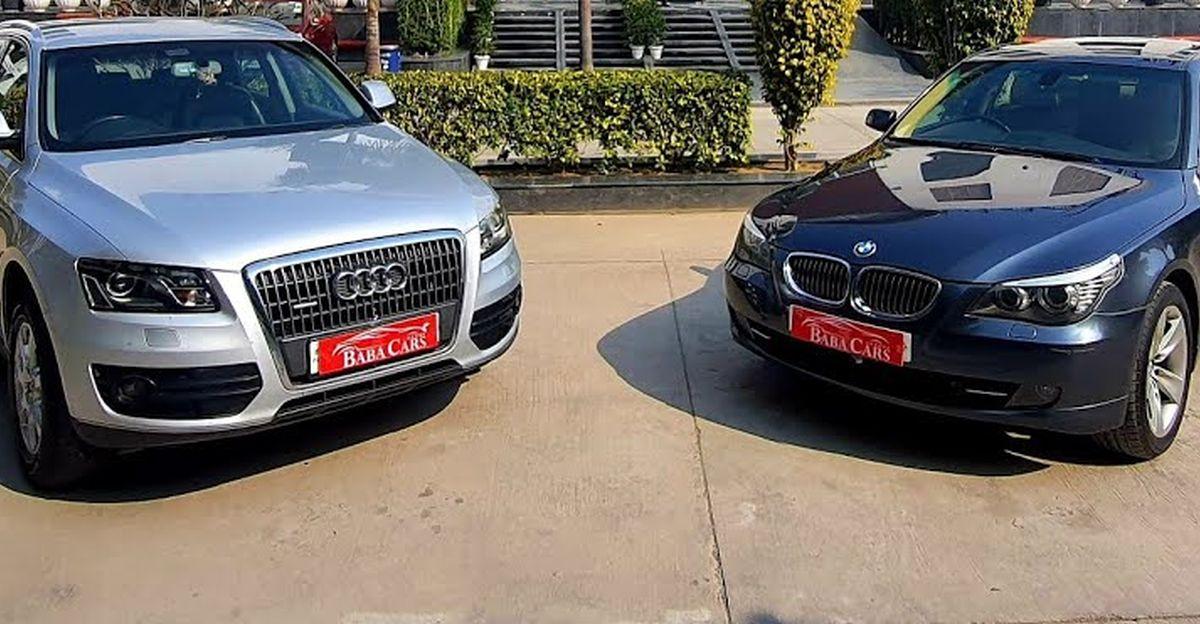 Audi Q5 & BMW 5-सीरीज की लग्जरी कारों के स्वामित्व वाली 10 लाख रुपये से कम कीमत पर