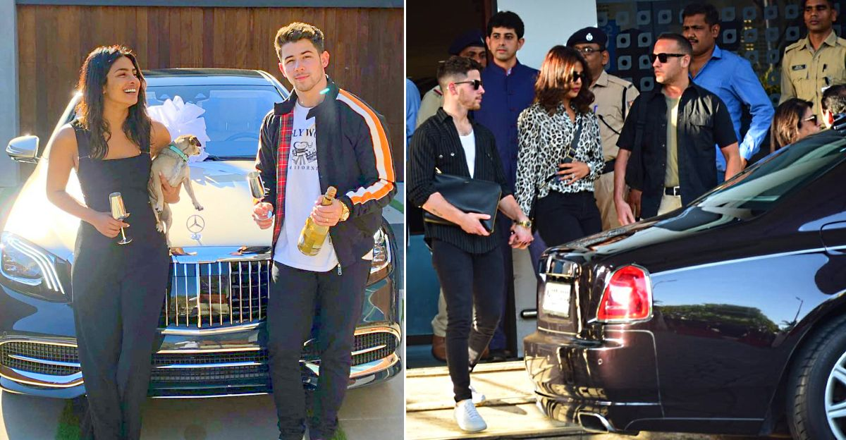 Priyanka Chopra, Nick Jonas और उनकी बहु-करोड़ कारें: Rolls Royce से Dodge Challenger