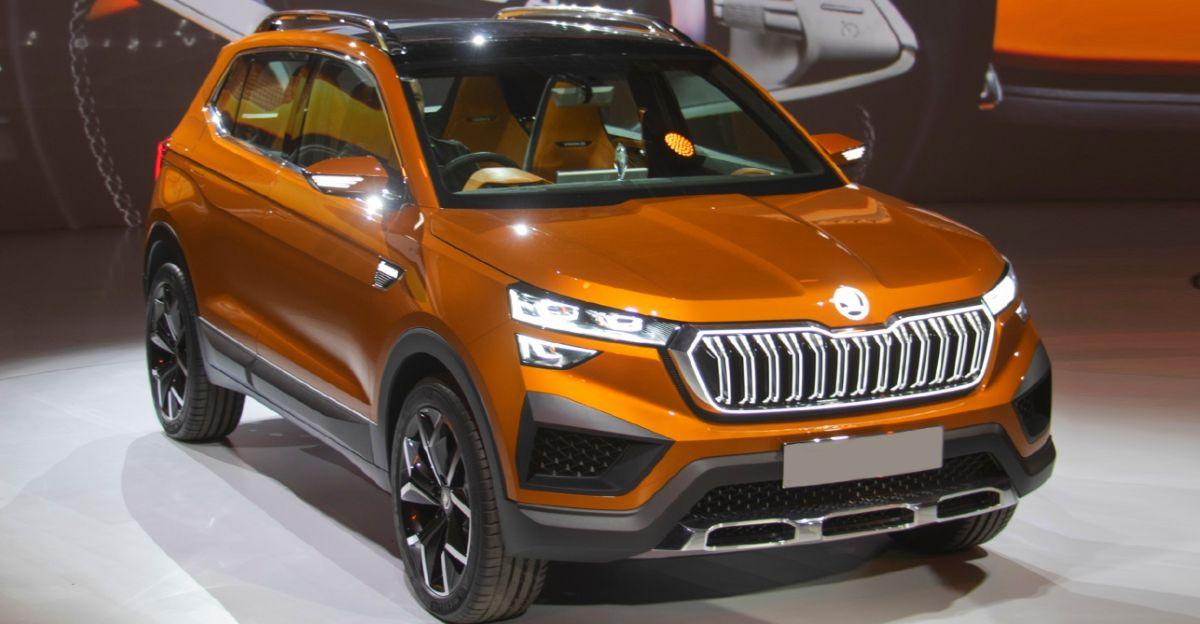 Skoda Kushaq 18 मार्च को पेश होगी: हम Hyundai Creta चैलेंजर के बारे में क्या जानते हैं