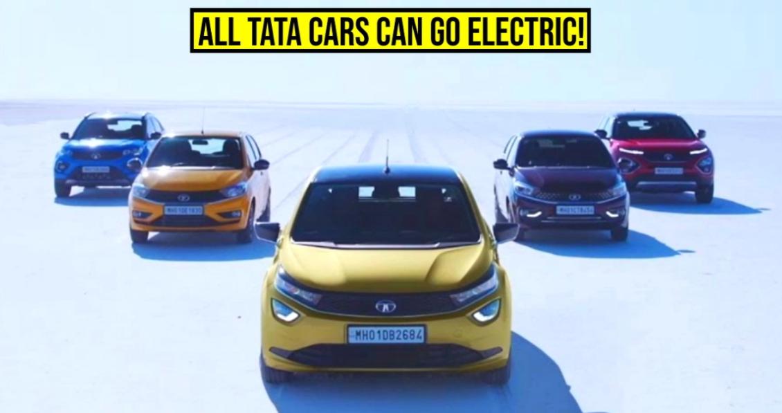 हमारी सभी कारें कल इलेक्ट्रिक हो सकती हैं: Tata Motors के Shailesh Chandra ने कहा