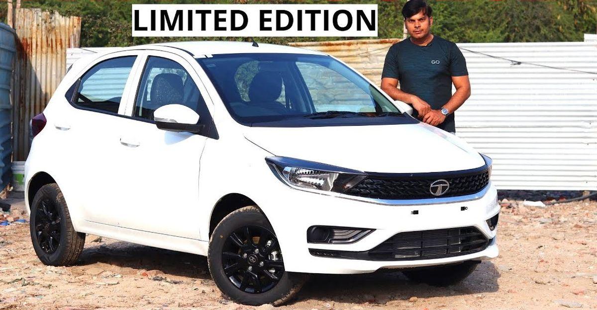 Tata Tiago Limited Edition संस्करण के बारे में विस्तार से समझे