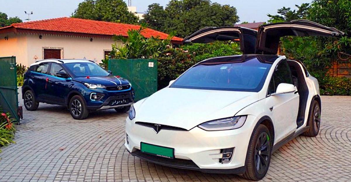 Tesla ने कर्नाटक में इलेक्ट्रिक कार फैक्ट्री स्थापित की