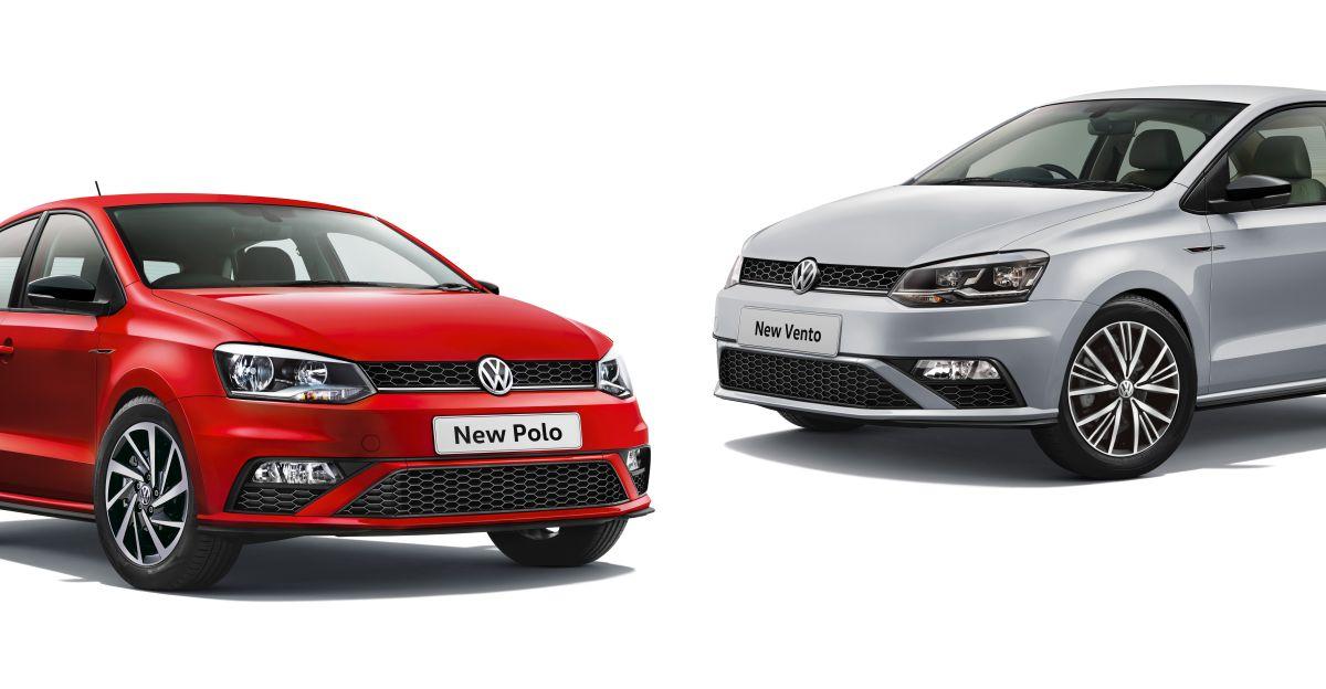 Volkswagen Polo Turbo Petrol & Vento Turbo पेट्रोल बहुत ही आकर्षक कीमतों पर लॉन्च किया गया