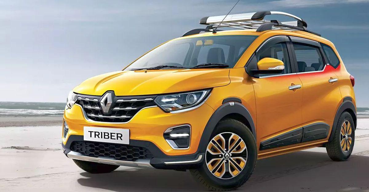 2021 Renault Triber कॉम्पैक्ट MPV लॉन्च हुई, कीमत 5.30 लाख रूपए से शुरू
