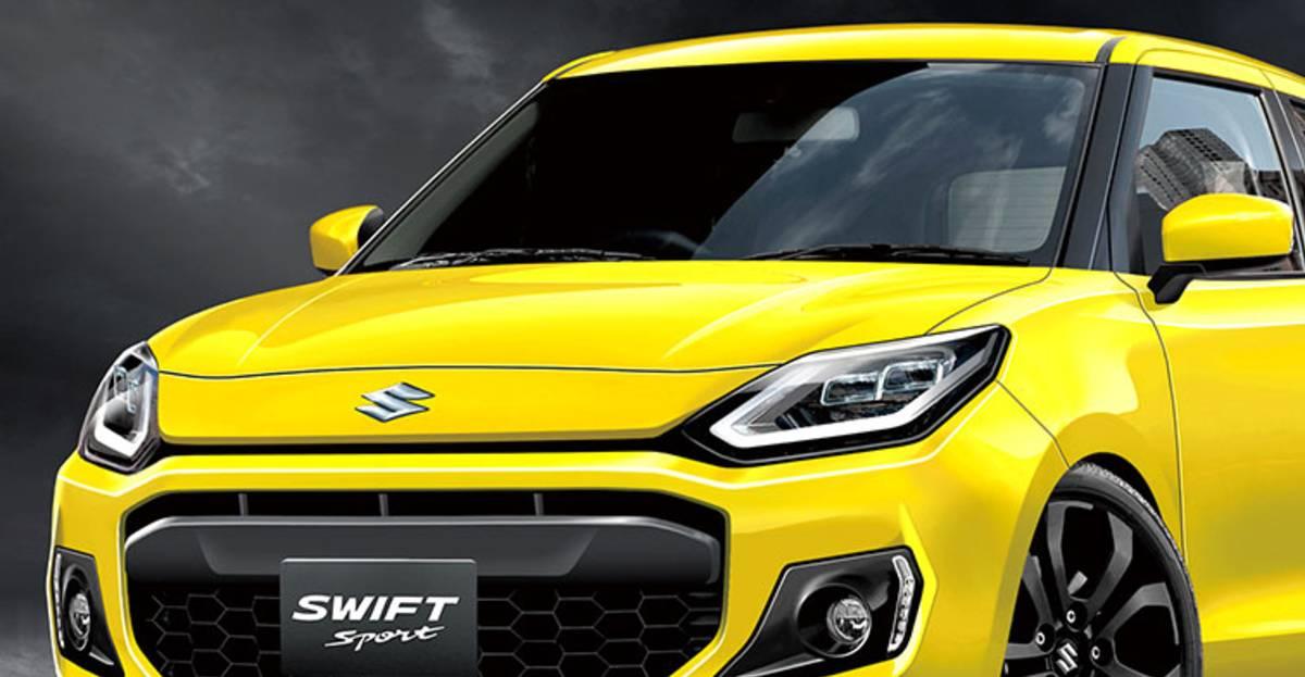 4-generation Maruti Suzuki Swift 2022 में लॉन्च की जाएगी: यह कैसा दिखेगा