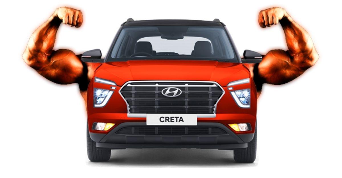 Hyundai Creta भारत की सबसे ज्यादा बिकने वाली SUV है, यहां तक कि सब -4 मीटर SUV भी है