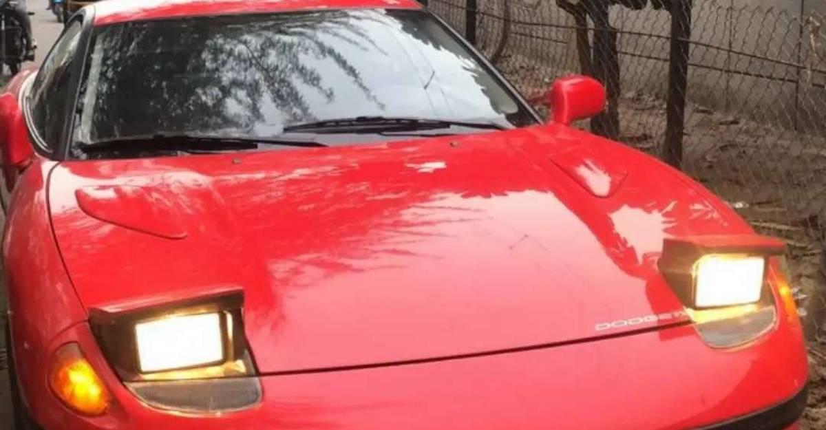 बिक्री के लिए दुर्लभ Dodge Stealth स्पोर्ट्सकार 220 Bhp V6 पेट्रोल इंजन के साथ