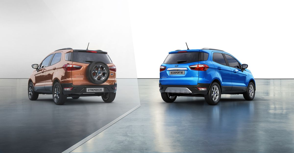 Ford Ecosport SE 10.49 लाख रुपये में लॉन्च