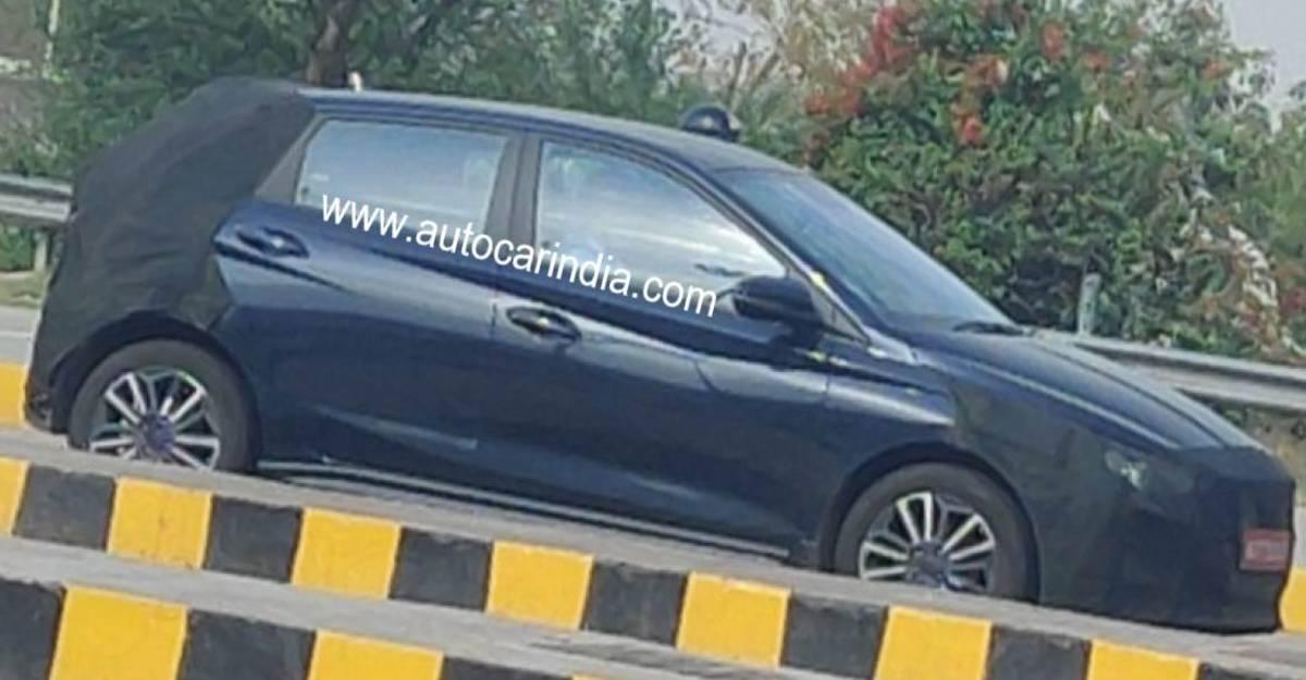 Hyundai आधिकारिक लॉन्च से पहले भारत में आगामी i20 N Line का परीक्षण कर रही है