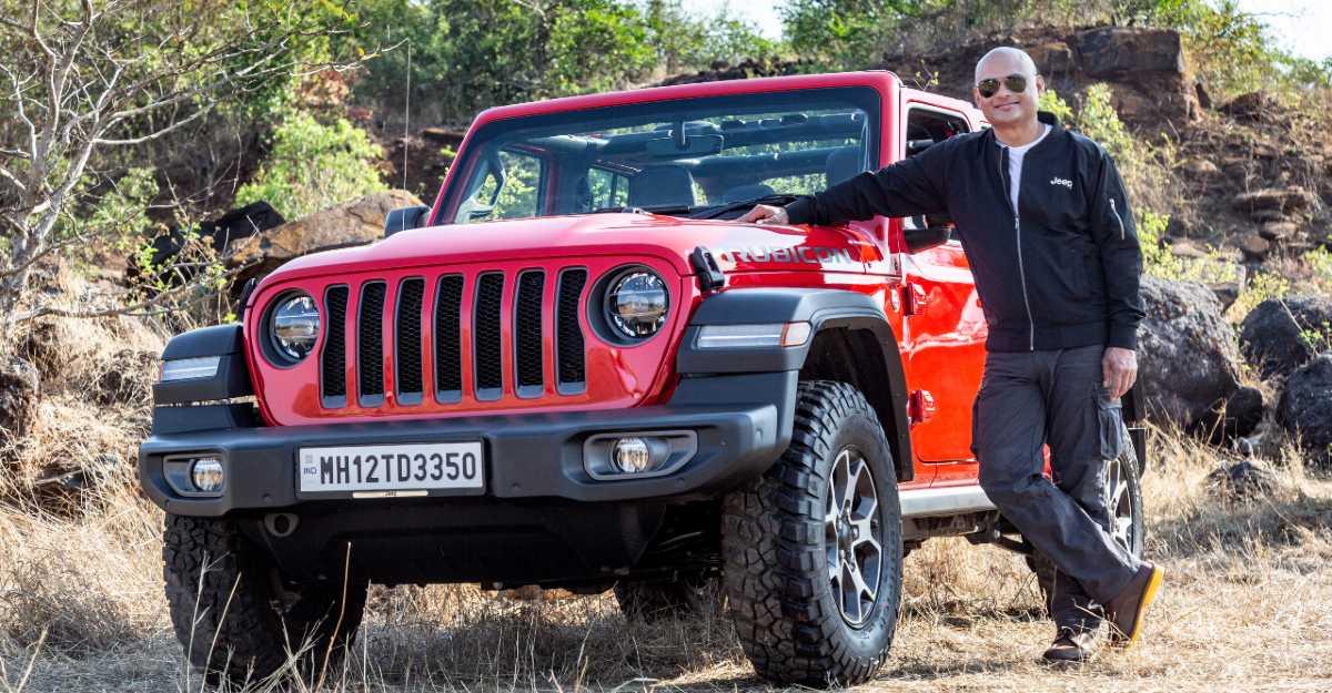 मेड-इन-इंडिया Jeep Wrangler 53.9 लाख रुपये की कीमत पर लॉन्च