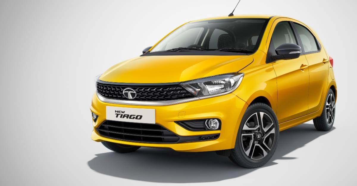 2021 Tata Tiago XTA ऑटोमैटिक लॉन्च