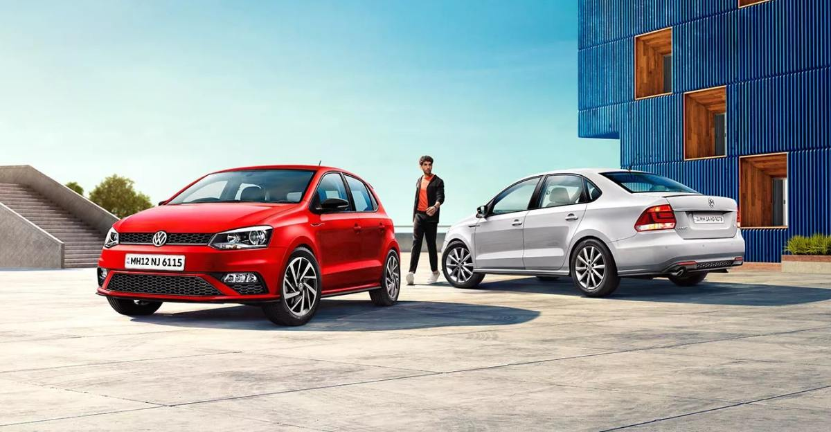 Volkswagen Vento & Polo पर 1.78 लाख रुपये तक का discount: विवरण