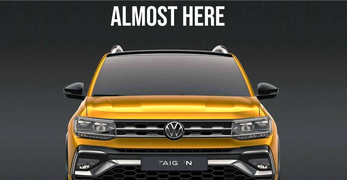 Volkswagen Taigun कॉम्पैक्ट एसयूवी आधिकारिक अनावरण तिथि का पता चला