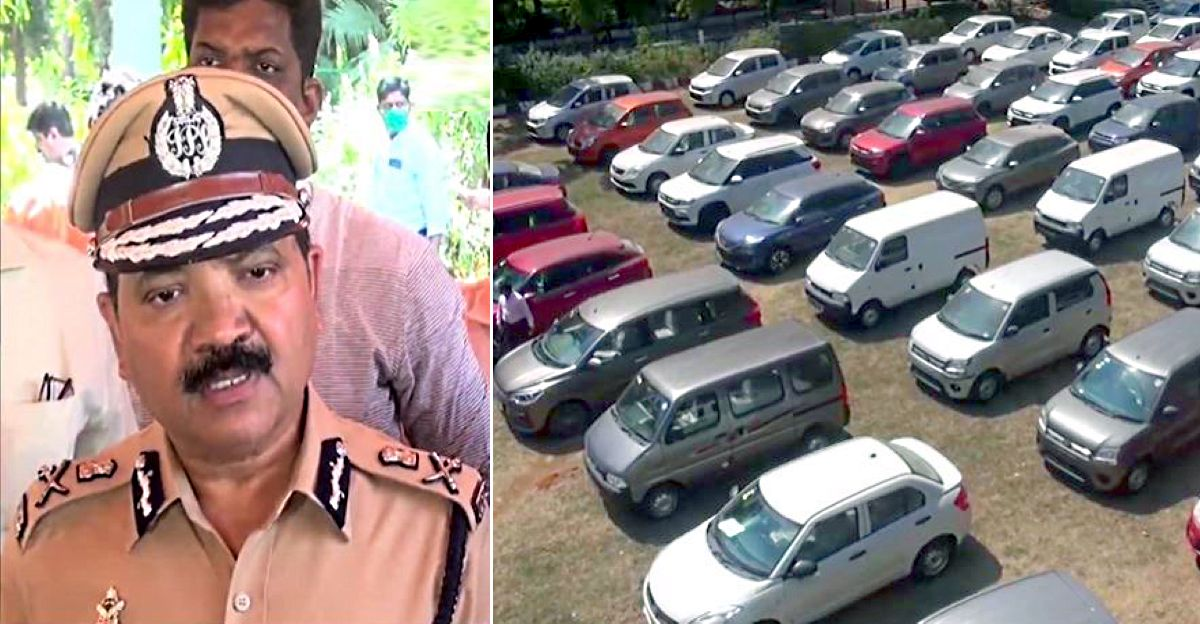 Mumbai Police ने प्रतिबंधित BS4 इंजन वाली 151 कारें जब्त कीं