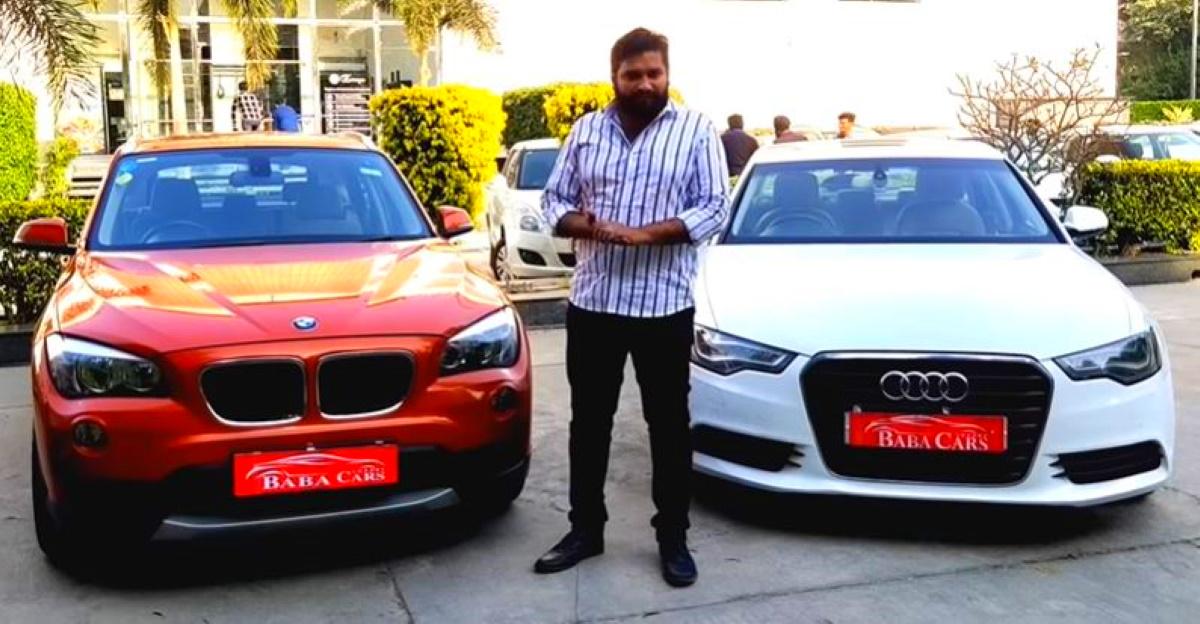 आकर्षक कीमतों पर बिकने वाली Pre-Owned Mercedes, Audi & BMW कारें