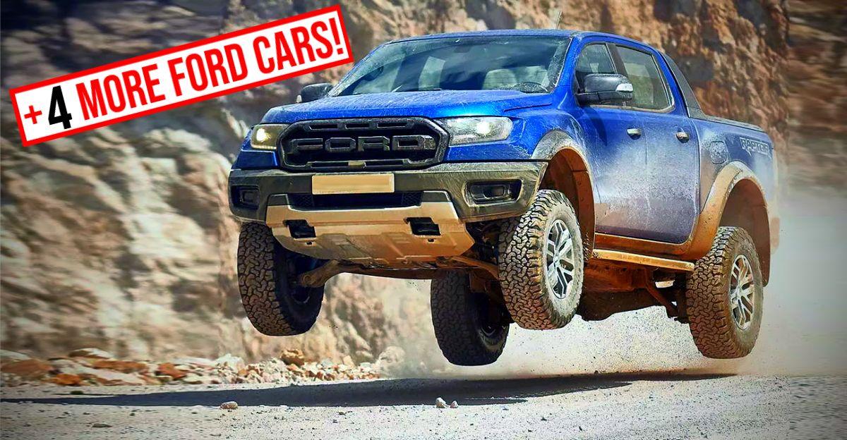 2021 के दौरान Ford भारत में 5 नई कारों को लॉन्च करेगी: Focus से Raptor तक