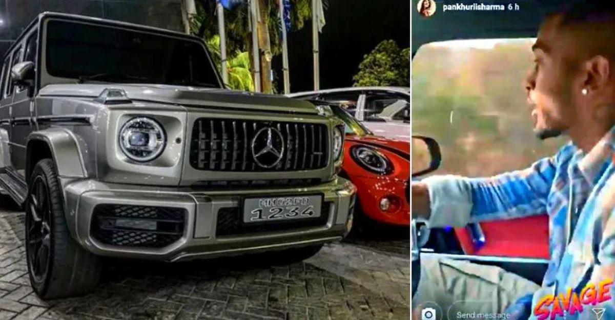 भारत के प्रसिद्ध Mercedes Benz G-Wagen के मालिक: Ranbir Kapoor से Hardik Pandya