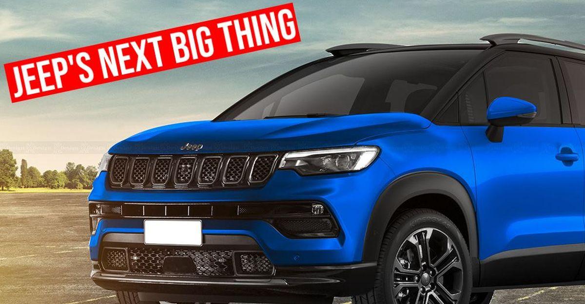 जुलाई 2022 से Jeep सब -4 मीटर कॉम्पैक्ट एसयूवी का उत्पादन शुरू हो सकती है