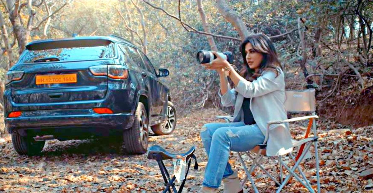 Jeep India ने 2021 Compass के लिए अभिनेत्री Chitrangada Singh के साथ नया वीडियो जारी किया