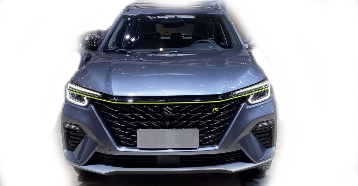 """Maruti Suzuki एक नया """"Baleno-आधारित"""" कॉम्पैक्ट-एसयूवी लॉन्च करेगी"""