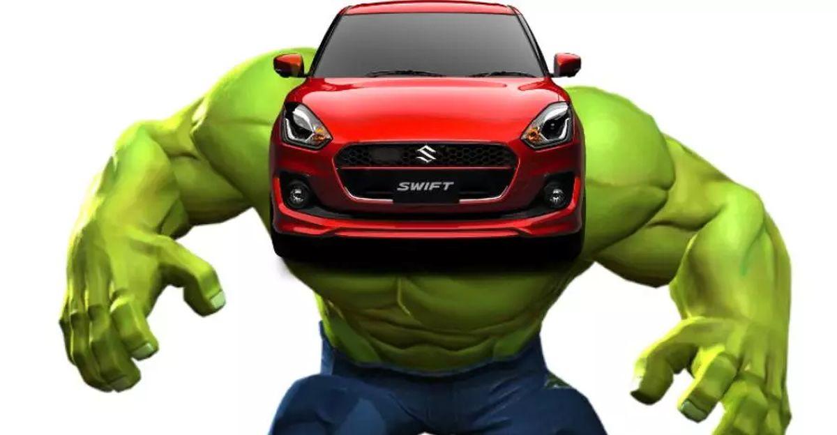 Maruti Suzuki Swift भारत की बेस्ट सेलिंग कार है, Alto ने बाजी मारी