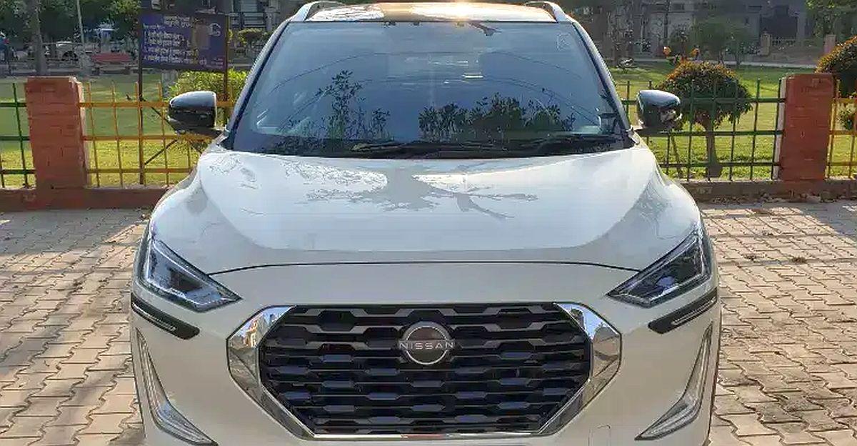 बिक्री के लिए 3 लगभग-नई Nissan Magnite कॉम्पैक्ट एसयूवी