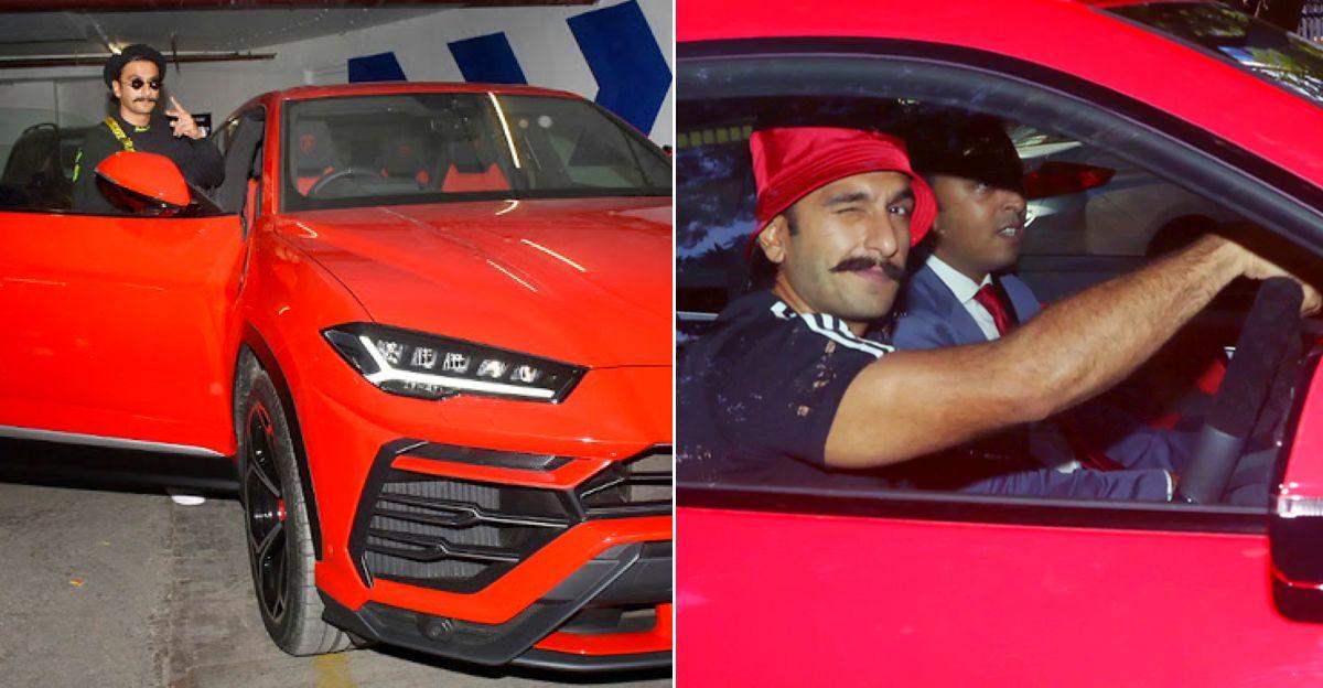 भारत की 6 प्रसिद्ध Lamborghinis Urus 'सुपर SUV' के मालिक: Ranveer Singh से लेकर Mukesh Ambani तक