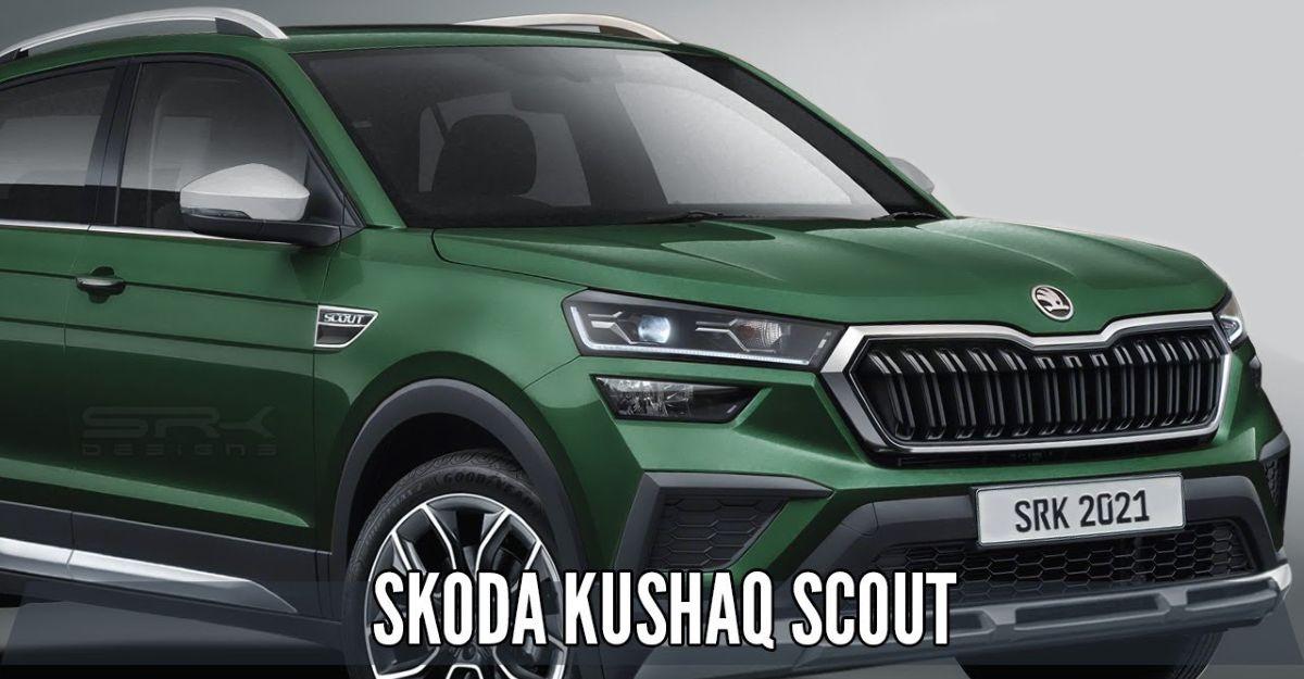 Skoda Kushaq Scout: एसयूवी का Off-Road रेडी संस्करण कैसा दिखेगा