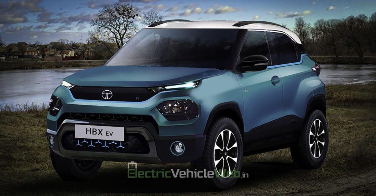 Tata Hornbill HBX micro SUV: इसका इलेक्ट्रिक वर्जन कैसा दिखेगा