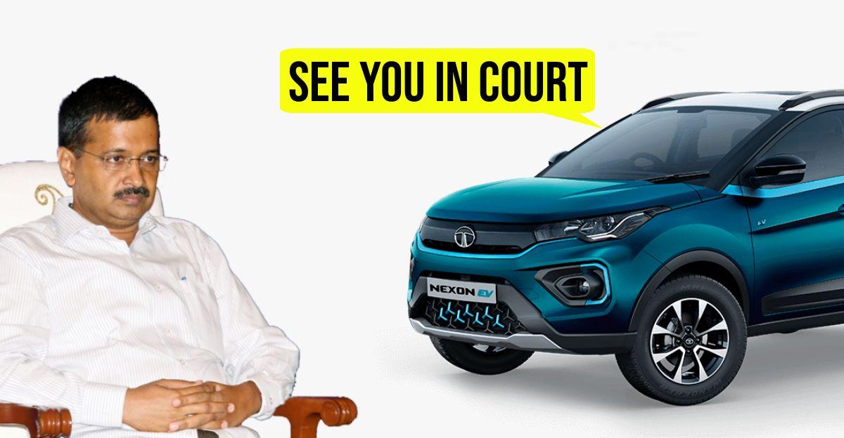 Tata Motors ने Nexon EV की सब्सिडी से Delhi Government को High Court में चुनौती दी