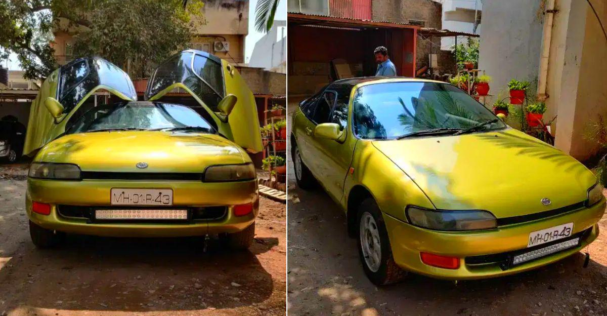 दुर्लभ, बिक्री के लिए उपलब्ध उपयोग की हुई 2-डोर स्पोर्ट्स कार Toyota Sera