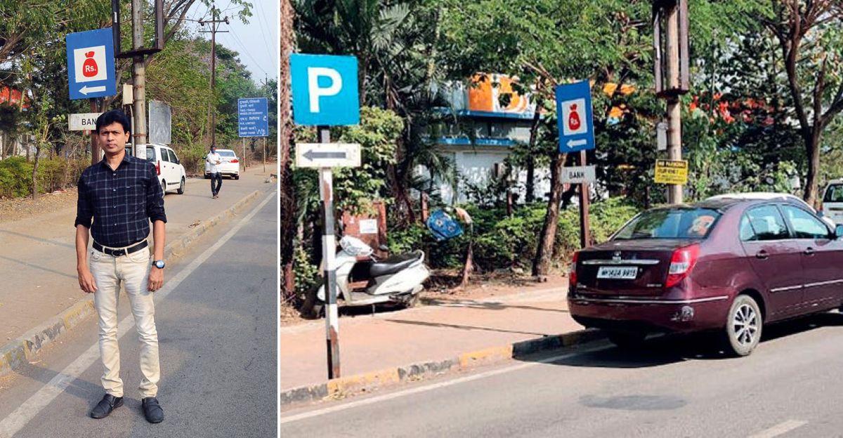 पुणे के व्यापारी ने 200 ट्रैफिक फाइन केस जीतने के लिए 10,000 रु खर्च किये