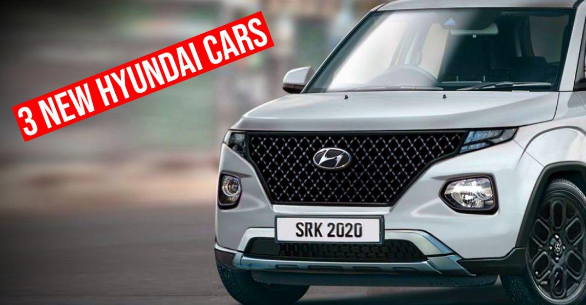 2021 में लॉन्च होने वाली Hyundai Cars: Alcazar से AX1 तक