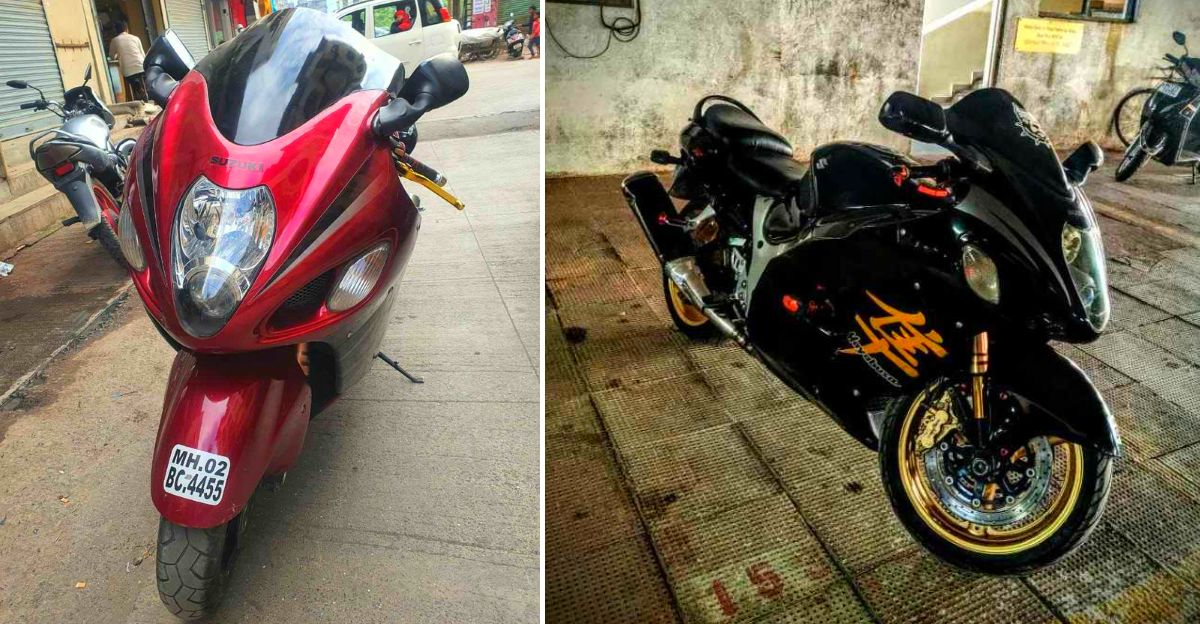 3 Used Suzuki Hayabusa Superbikes महज 3.8 लाख रुपये से शुरू