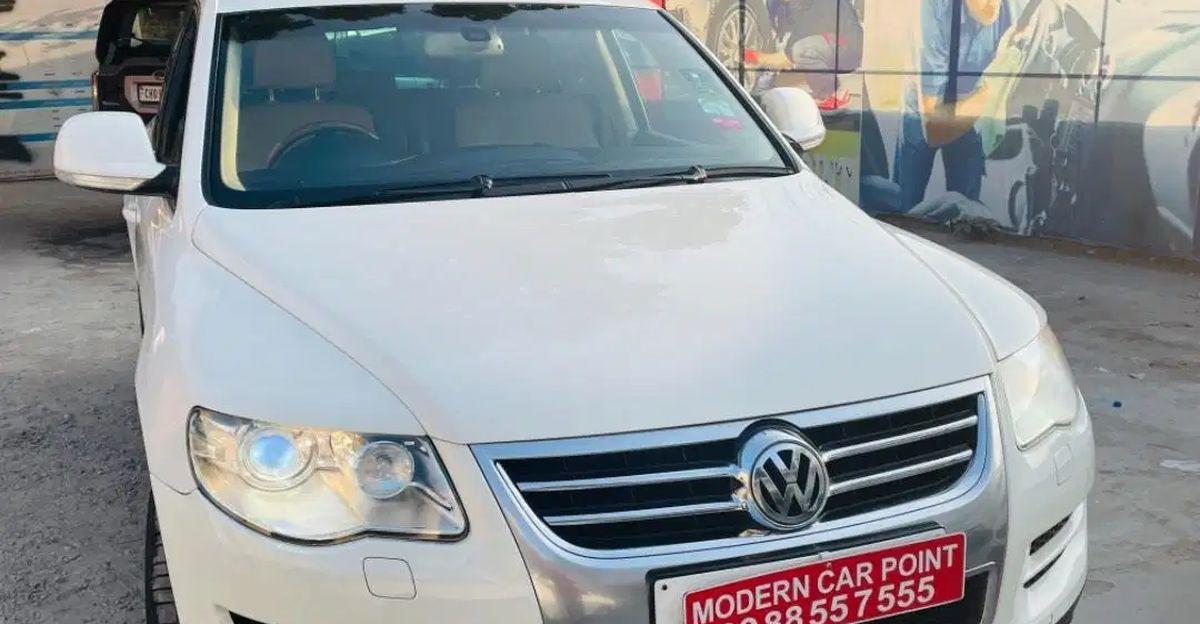 3 Volkswagen Touareg 4X4 डीजल V6 लक्जरी एसयूवी 2020 Hyundai Creta की तुलना में सस्ती बेची जा रही है