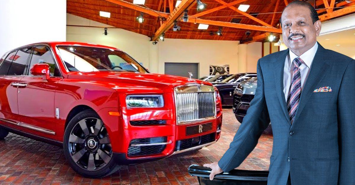 भारत के सबसे बड़े मॉल के अरबपति मालिक और उनका सुपर लग्जरी कारों का बेड़ा: Rolls Royce से लेकर Range Rovers तक